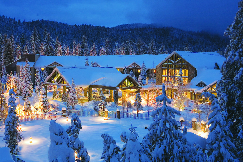 Tenaya Lodge Yosemite National Park California Kidtripster