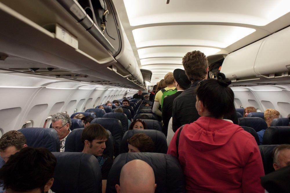 2/Pre-boarding & other precautions