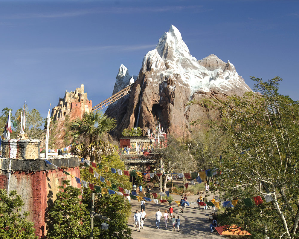 2/Expedition Everest:  Legend of the Forbidden Mountain