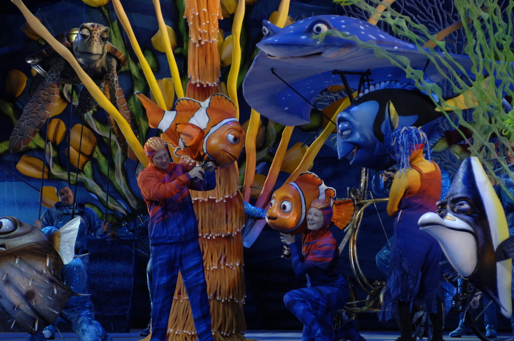 4/Finding Nemo: The Musical