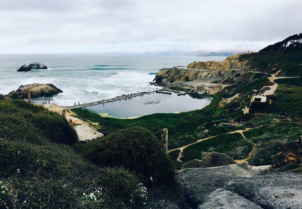 10/Hike with ocean views