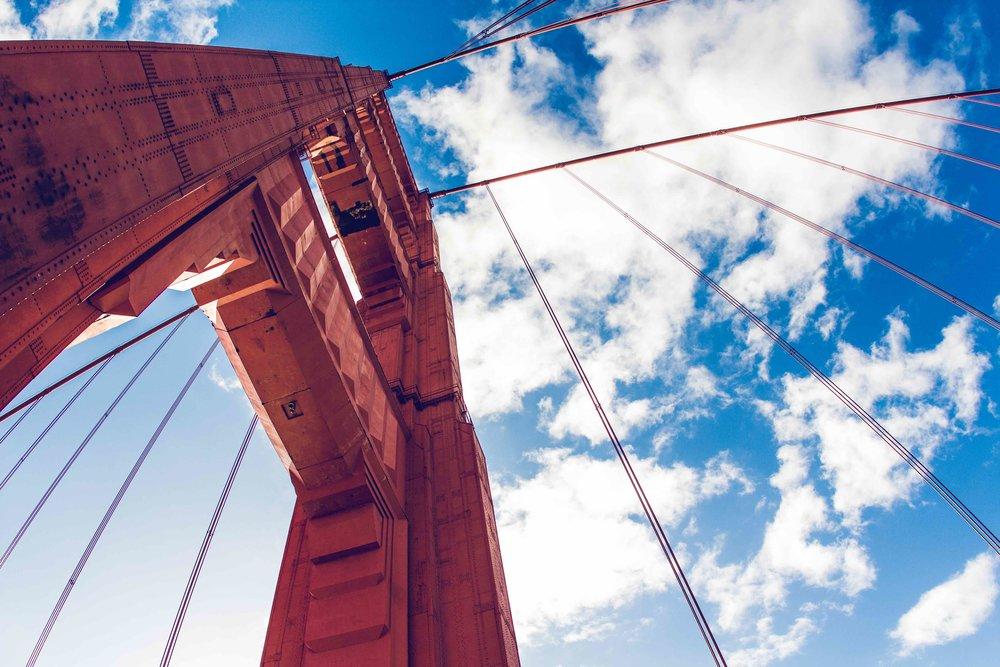 7/Walk the bridge