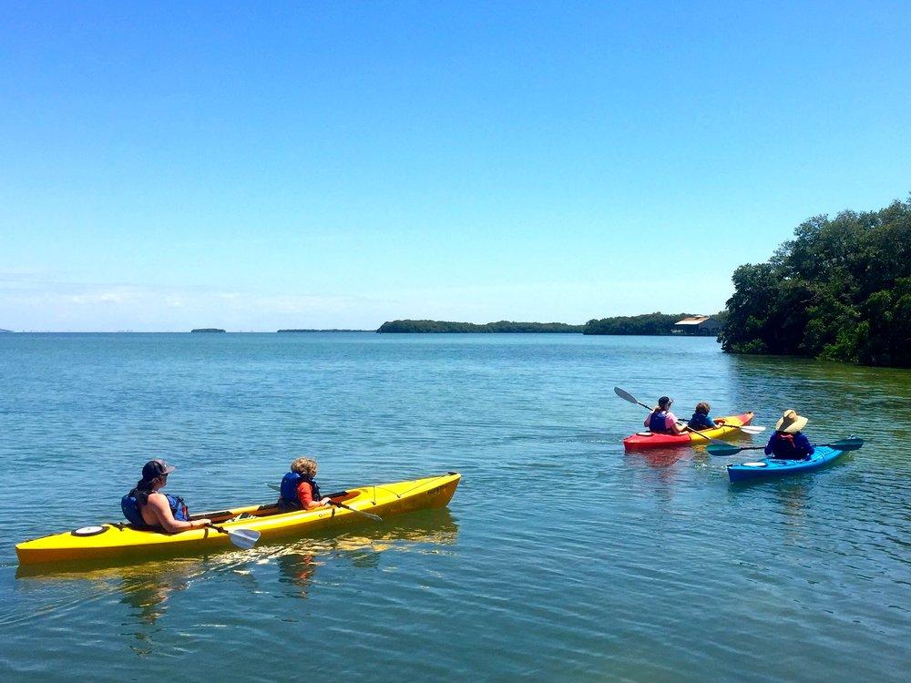 1/Coastal Kayak Charters