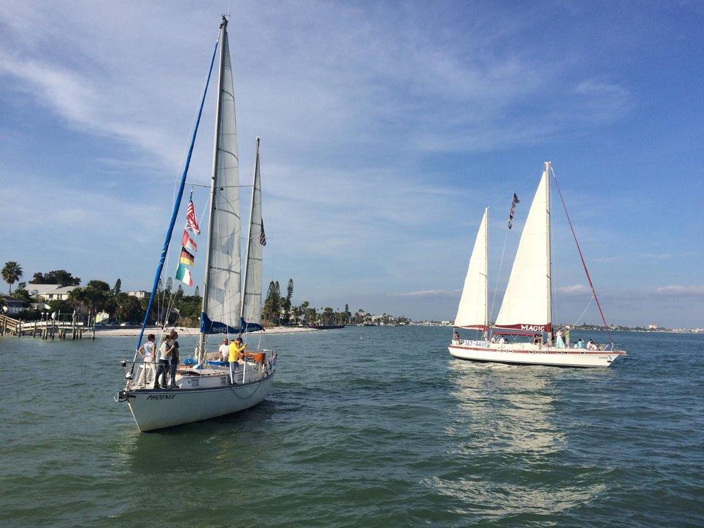 2/Dolphin Landings Charter Boat