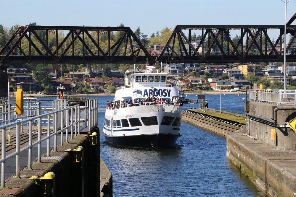 1/Argosy Locks Cruise