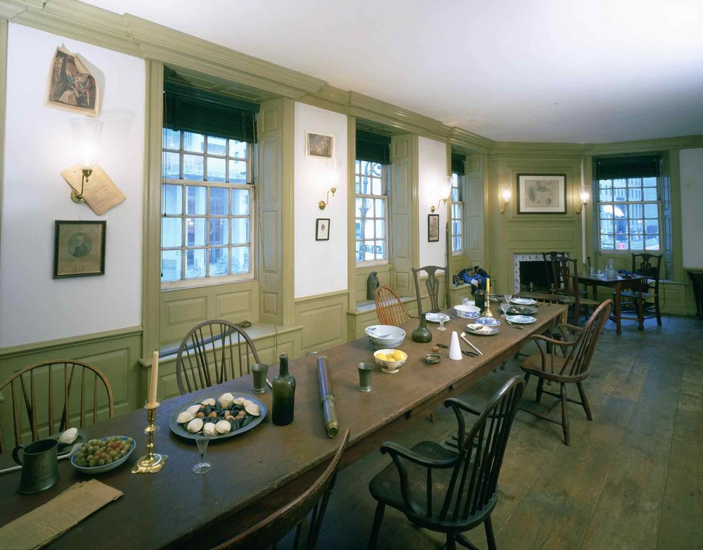7/Fraunces Tavern Museum
