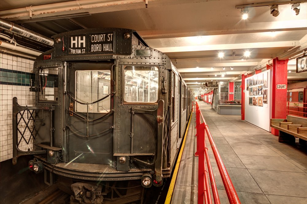 6/New York Transit Museum