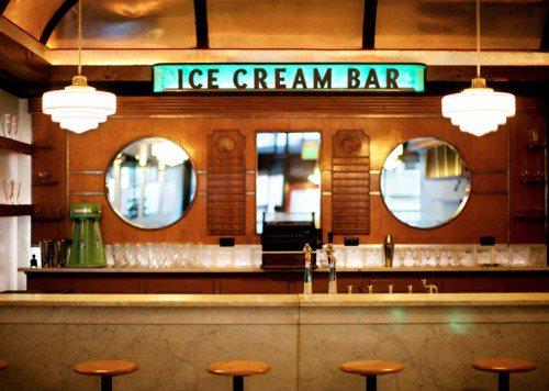 9/The Ice Cream Bar Soda Fountain