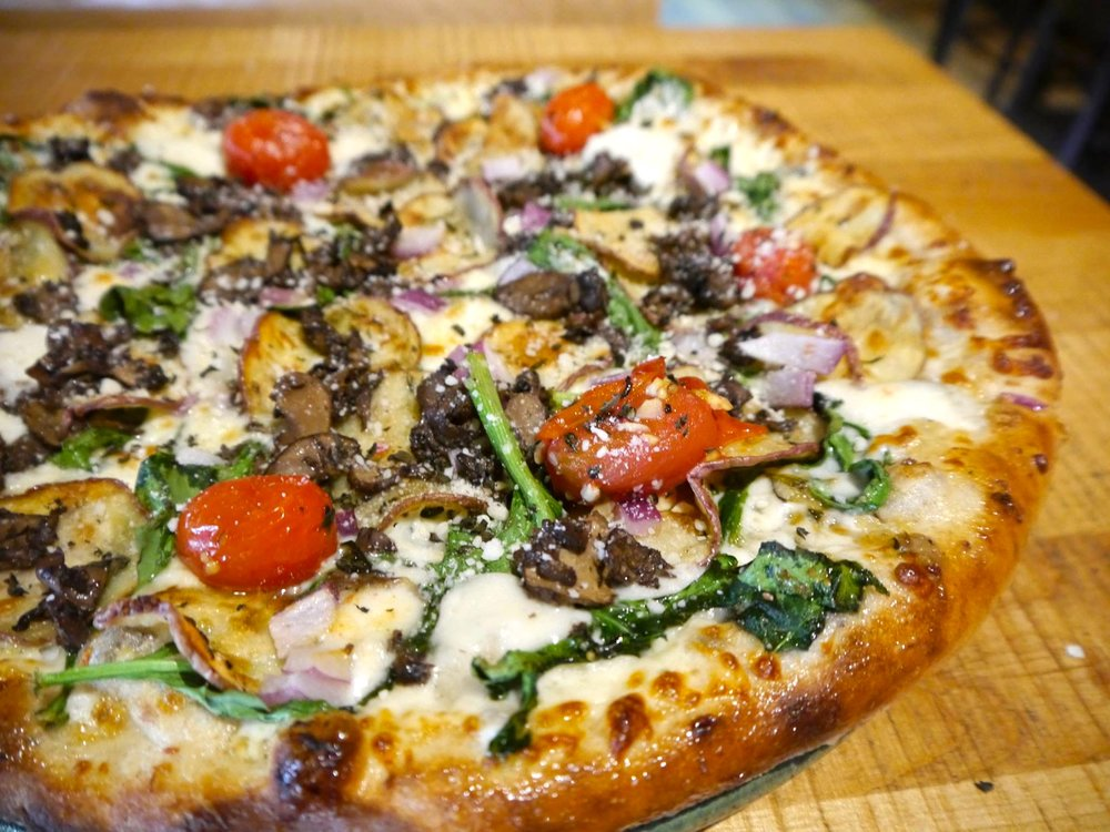 2/Spin! Neapolitan Pizza