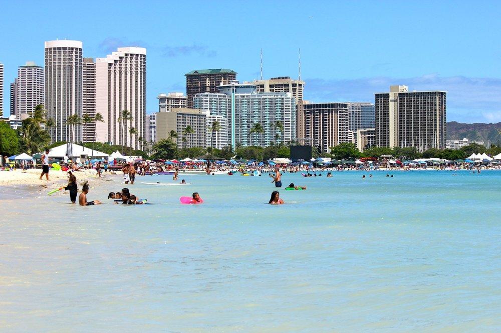 6/Waikiki Beach-Prince Kuhio Beach Park