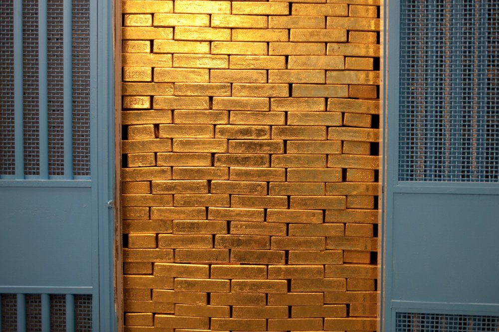 2/Federal Reserve Bank of New York Museum & Gold Vault Tour