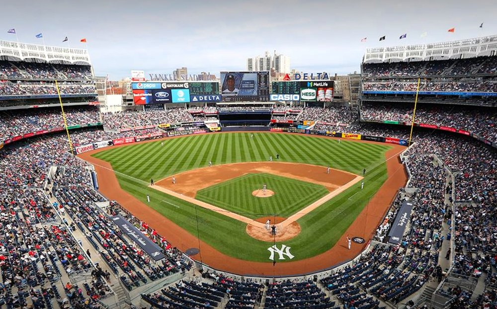 8/Yankee Stadium Tour
