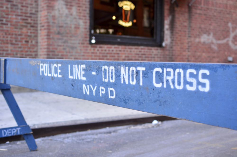 9/NYPD Crime Tour