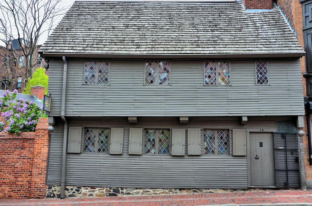 6/Paul Revere House