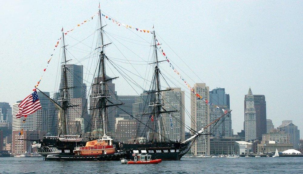 7/Charlestown Naval Yard