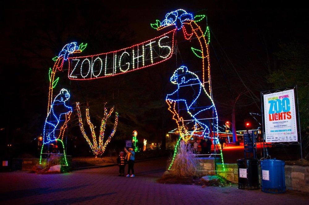 3/ZooLights at National Zoo