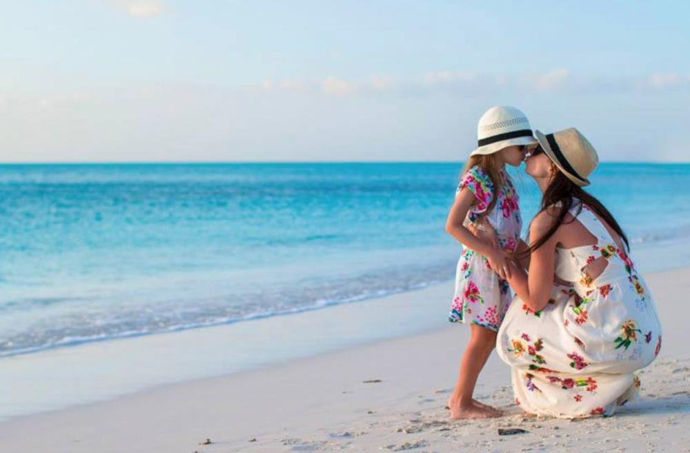 1/Beach vacations