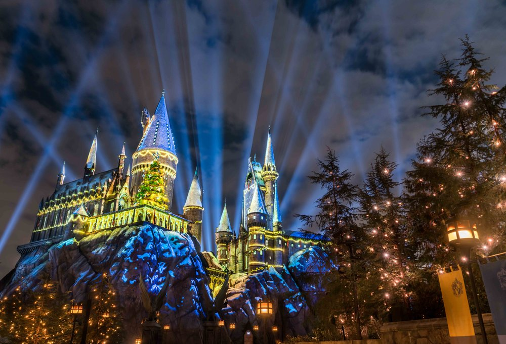 5/Be mesmerized by a truly magical light show