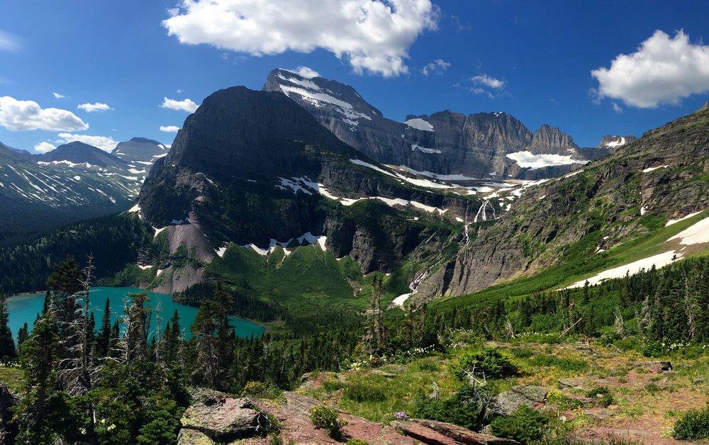 2/Glacier National Park