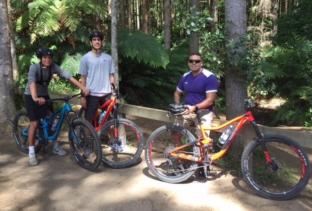 6/Bike some of the world's best mountain biking trails