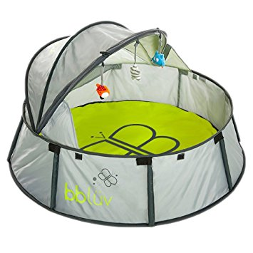 Nidö 2-in-1 Travel & Play Tent
