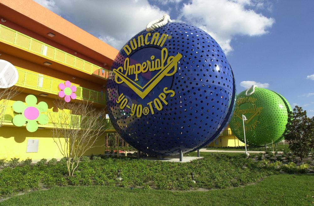 1/Disney's Pop Century Resort
