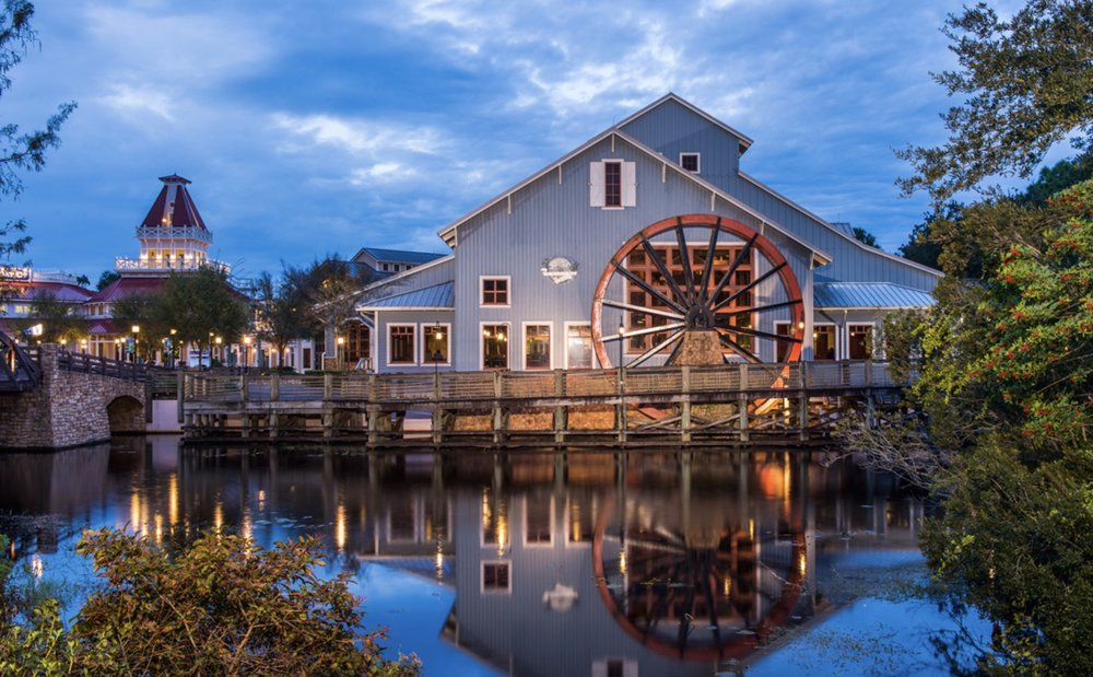 2/Disney's Port Orleans Riverside