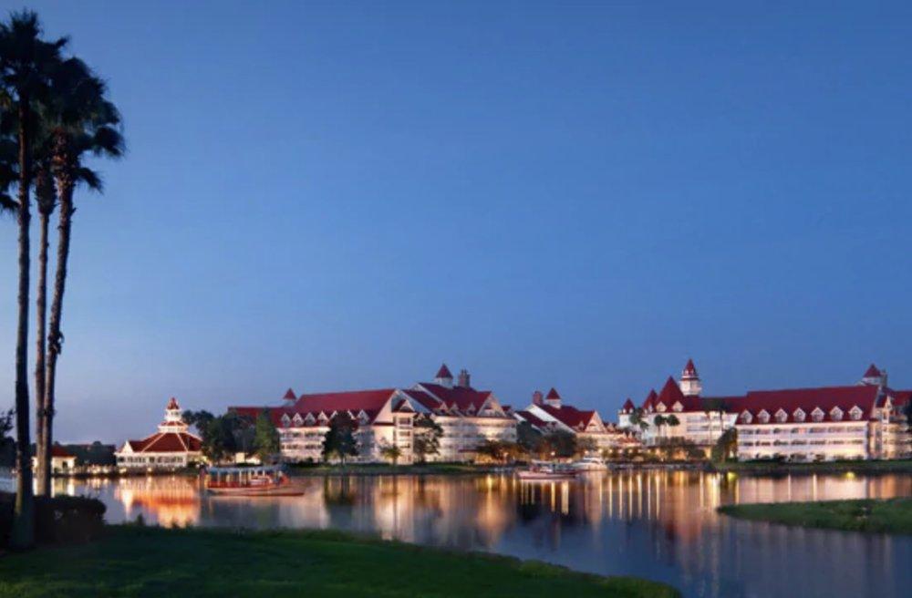 4/Disney's Grand Floridian Resort & Spa