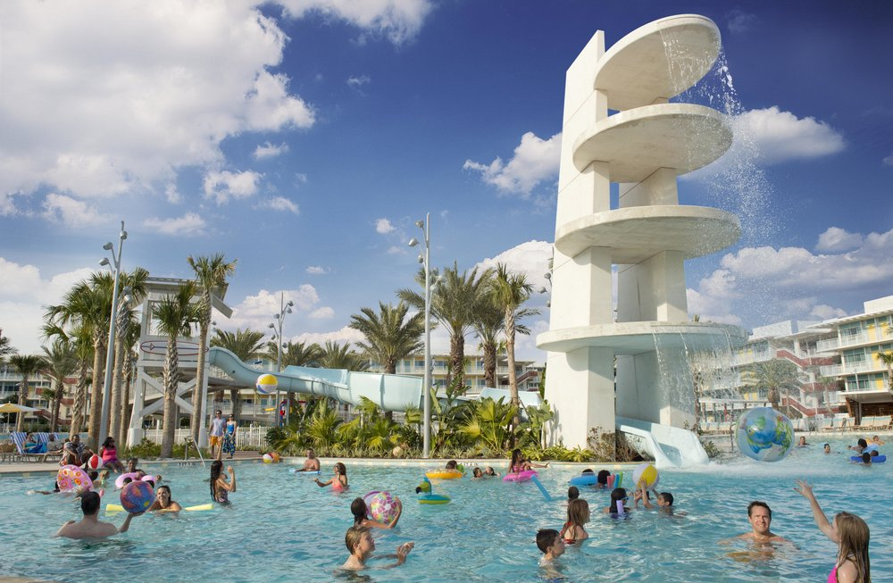 Photo courtesy: Loews Cabana Bay Beach Resort at Universal Orlando