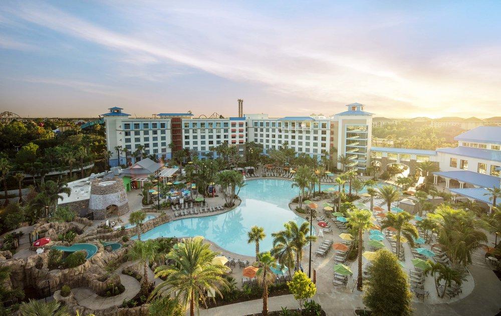 6/Loews Sapphire Falls Resort at Universal Orlando