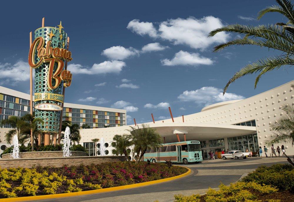 5/Loews Cabana Bay Beach Resort at Universal Orlando