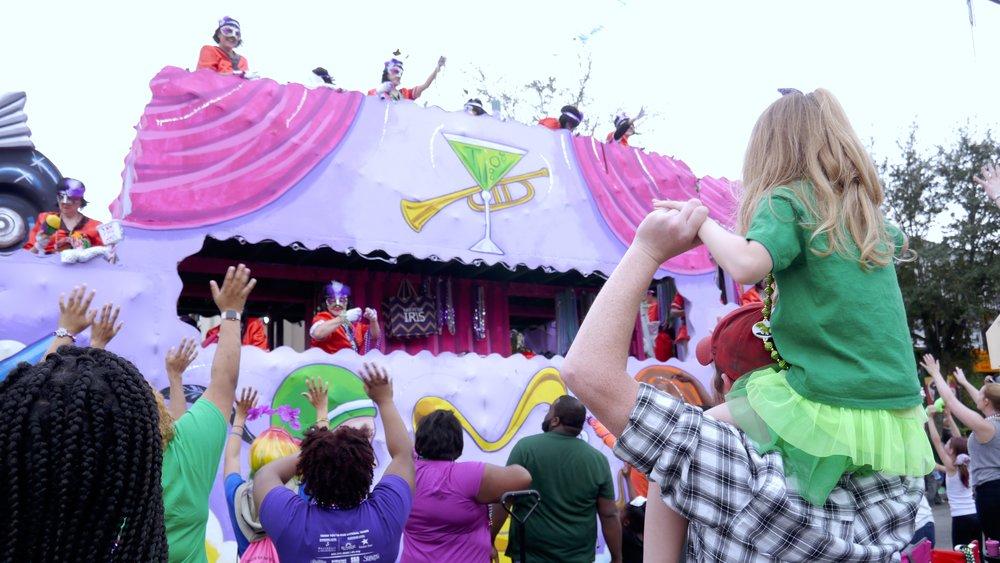 1/Mardi Gras... within reason