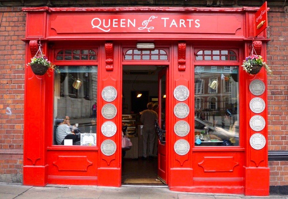 7/Queen of Tarts