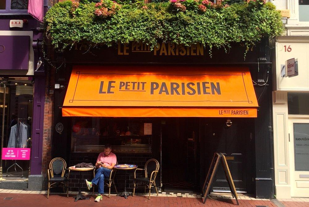 10/Le Petit Parisien
