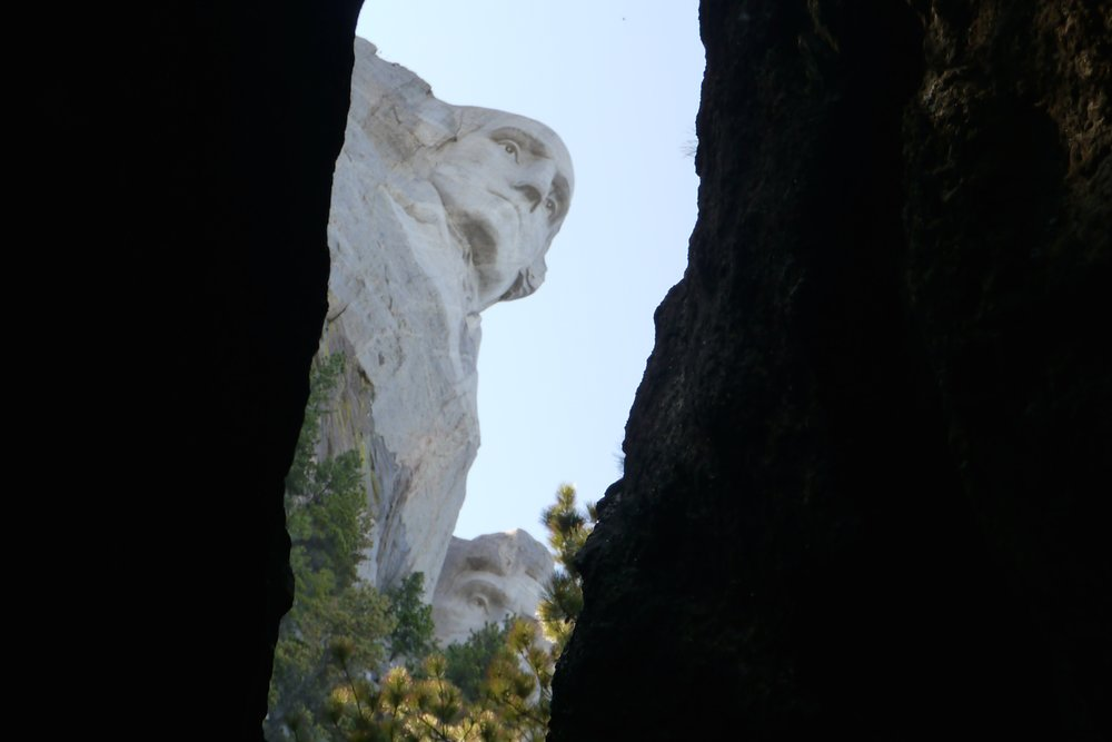 What to do at Mount Rushmore?