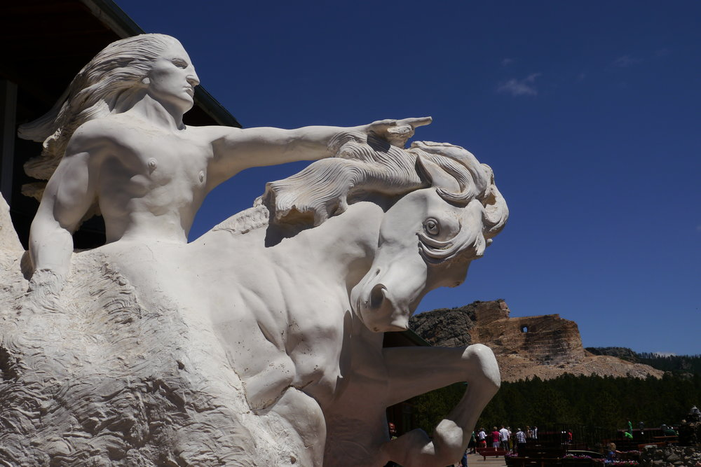 What to do at Crazy Horse?