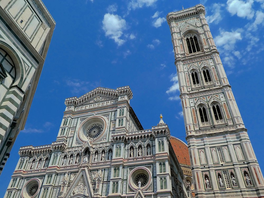 2/Climb Brunelleschi's Dome and/or Giotto's Bell Tower