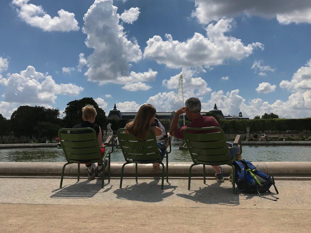 3/Visit Tuilerie Garden