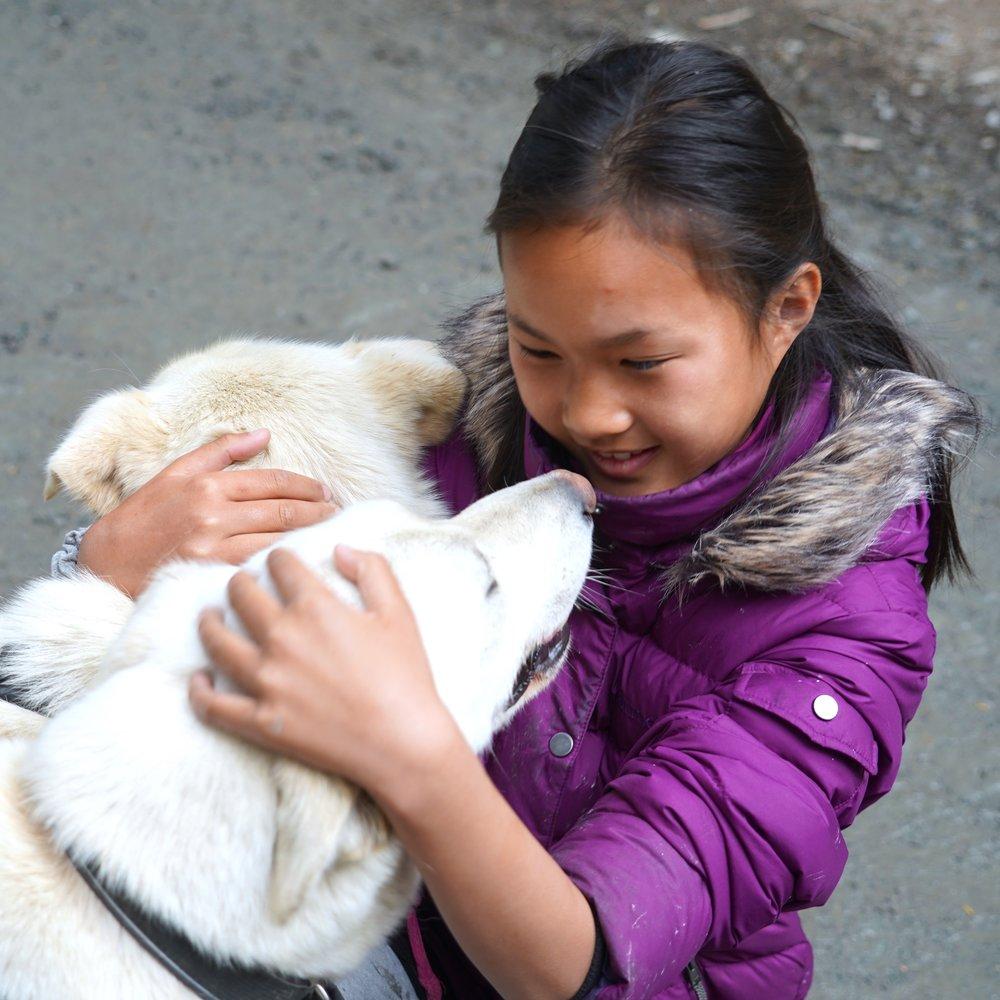 6-28-18 Helen with lead dogs copy.JPG