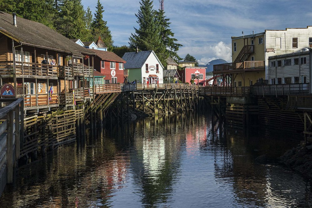 What to do in Ketchikan?