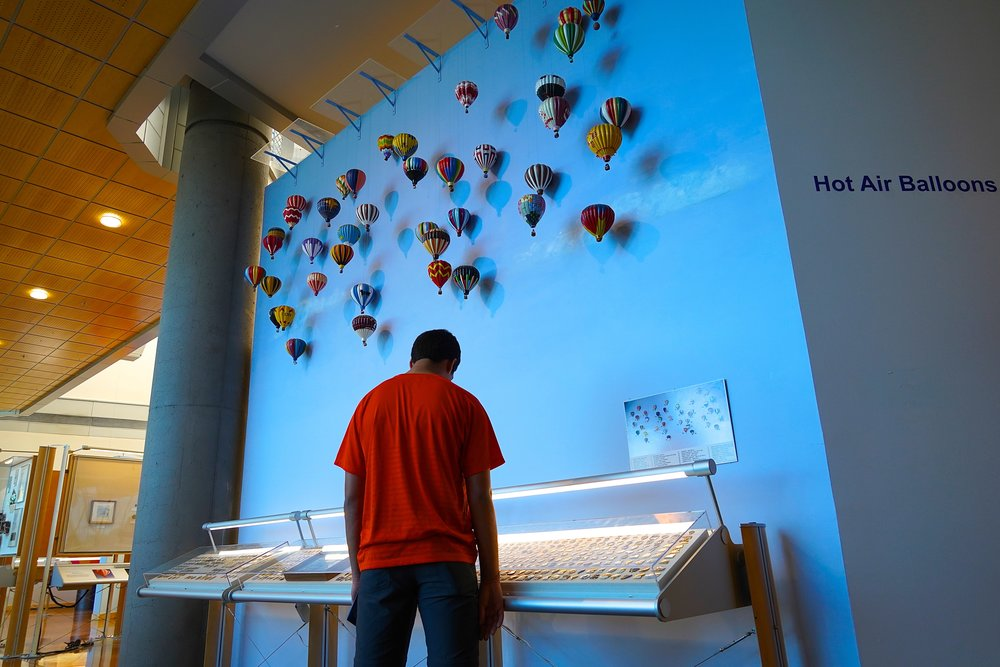 2/Anderson Abruzzo Albuquerque International Balloon Museum