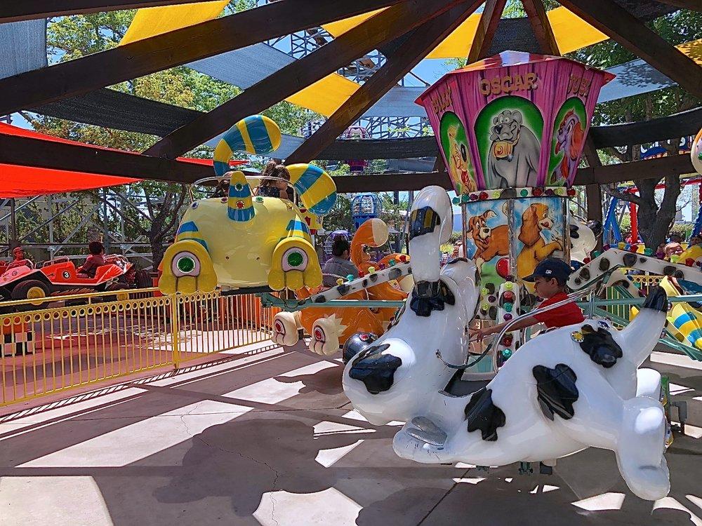 8/Cliff's Amusement Park