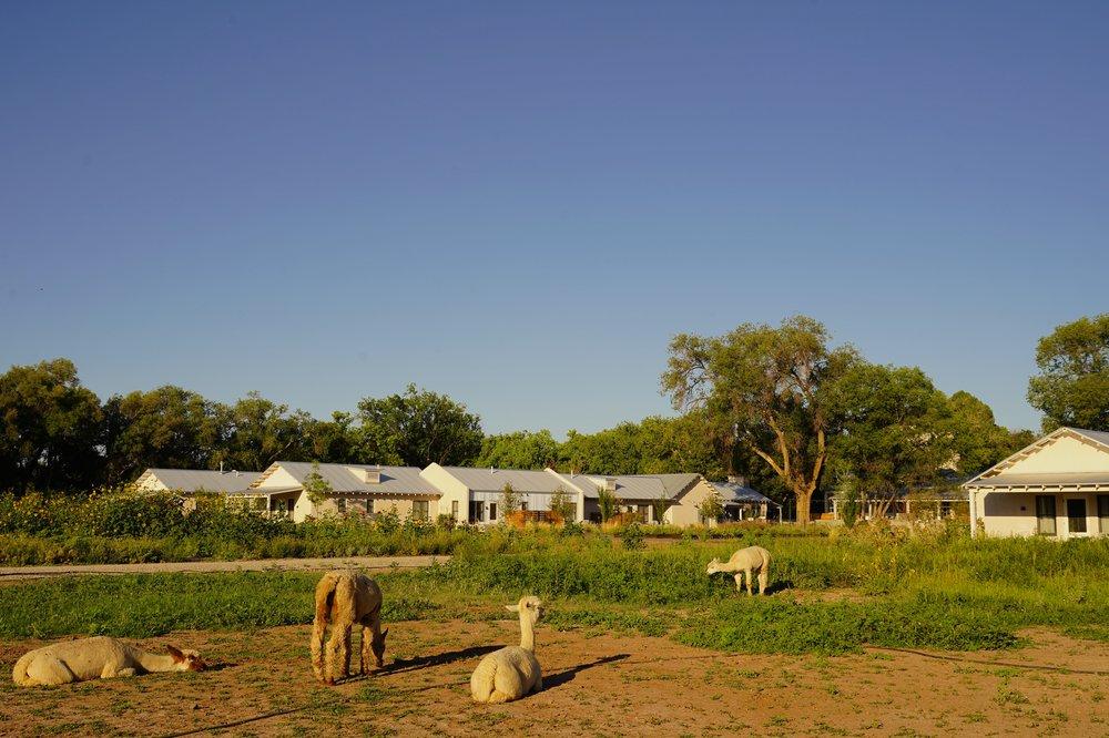 1/Los Poblanos Historic Inn & Organic Farm