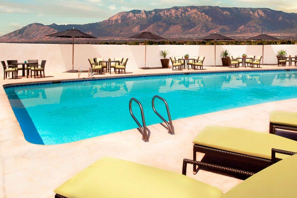 9/Sheraton Albuquerque Airport Hotel