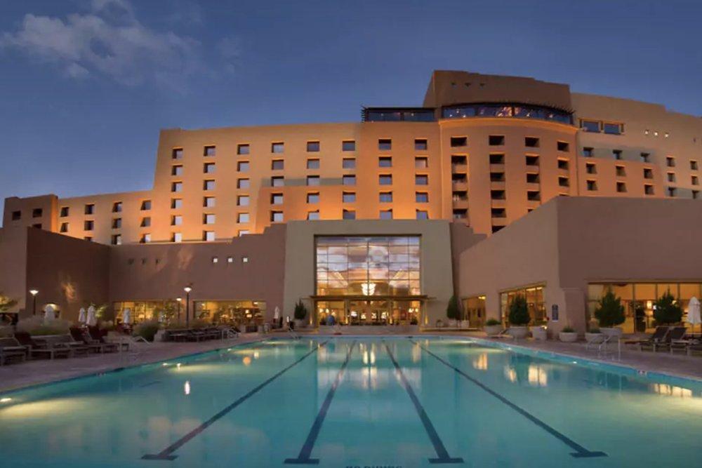 10/Sandia Resort and Casino