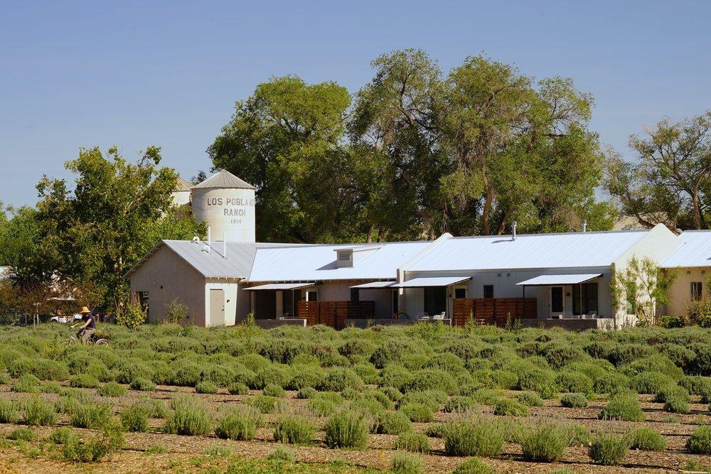 4/Relax at Los Poblanos Historic Inn & Organic Farm