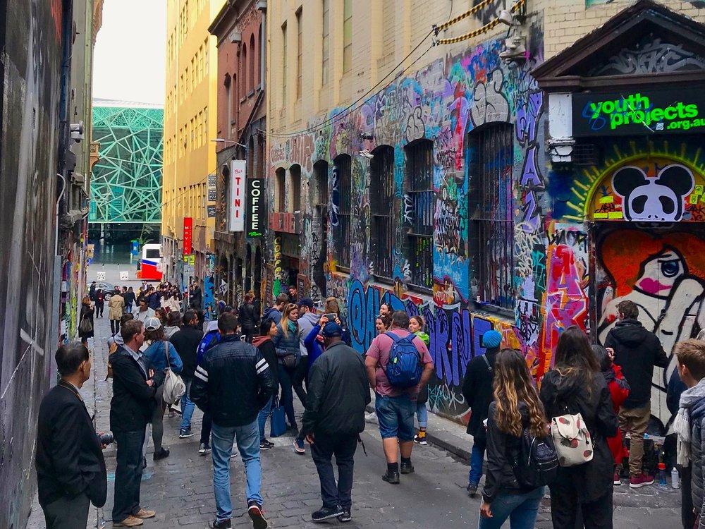 8/Alleys & Arcades