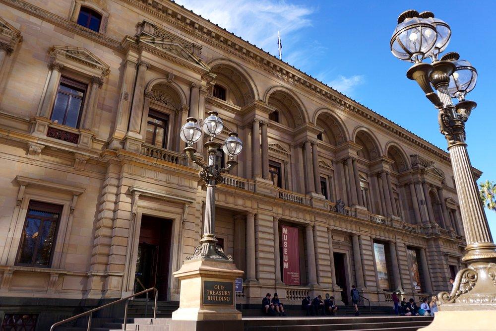 10/Old Treasury Building