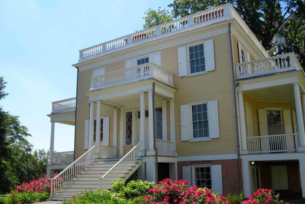 6/Hamilton Grange National Memorial