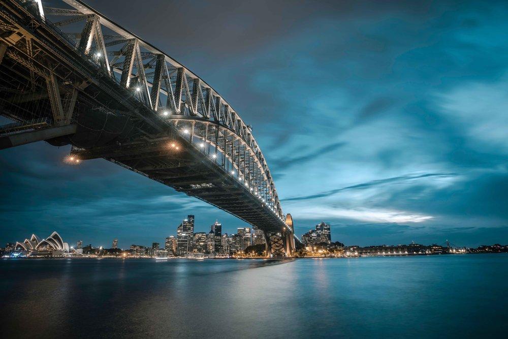 6/Sydney Harbour Bridge